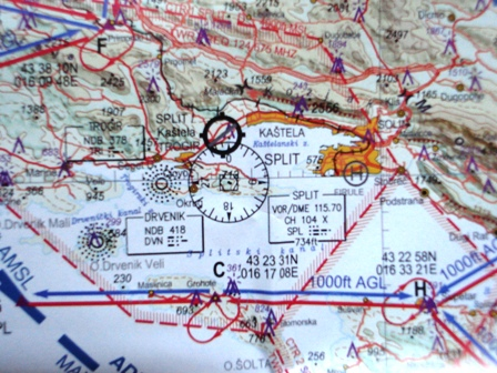 Flying in croatia there are no known published vfr approach plates for croatian airports so far publicscrutiny Choice Image
